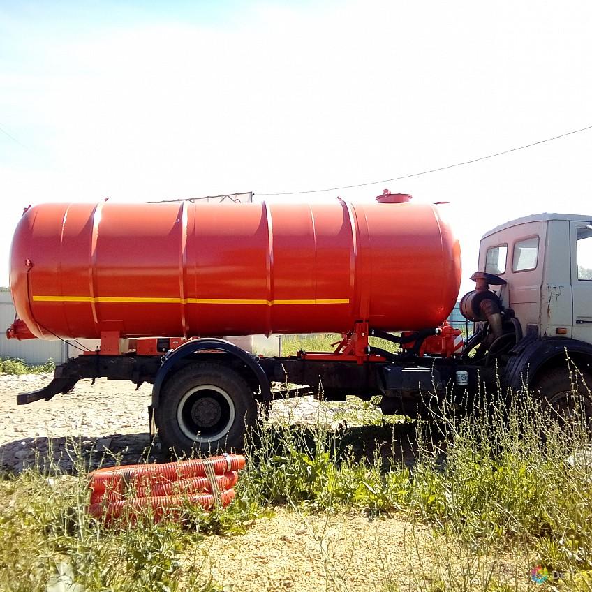 Ассенизаторские услуги для жителей Астрахани и области